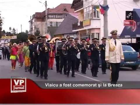 Vlaicu a fost comemorat şi la Breaza