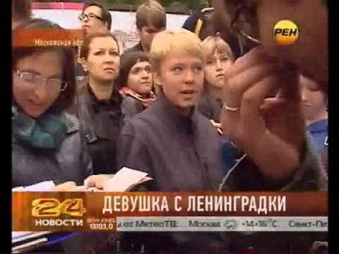 Навальный в Химках испугал провокаторов - DomaVideo.Ru