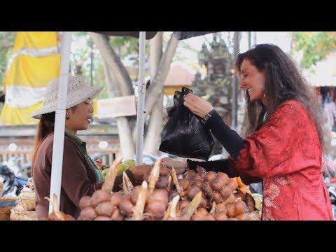 'Aux sons du gamelan' : Carnet de voyage de Nicole Coppey