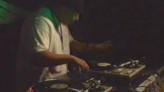 DMC 1995 USA Finals - DJ Babu