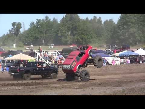 Michigan Mud Jam 2013 highlights