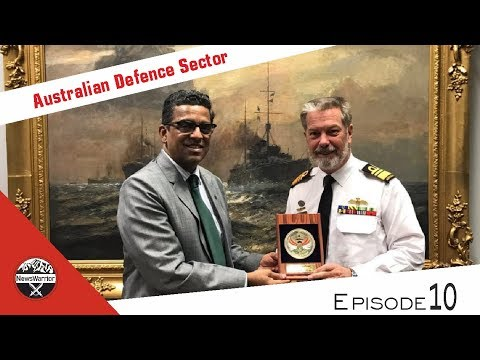 Big Changes Underway in Australian Defence Sector