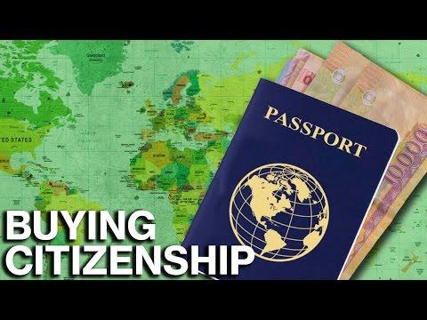 Které země prodávají občanství