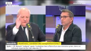 Video Asselineau remet en place JM Apathie sur la syrie MP3, 3GP, MP4, WEBM, AVI, FLV Juni 2017