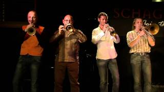Mnozil Brass - Part I - Schagerl Brass Party 2010 - FULL HD - YouTube