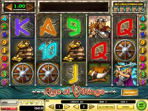 Age of Vikings - Gold Club Casino