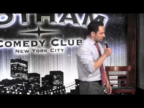 Comedians at Law Live at Gotham