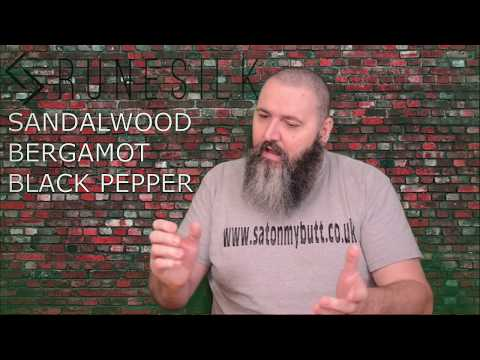 Review of the Runesilk Revolution Beard Oil
