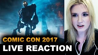 Video Ready Player One Comic Con Trailer REACTION MP3, 3GP, MP4, WEBM, AVI, FLV Maret 2018
