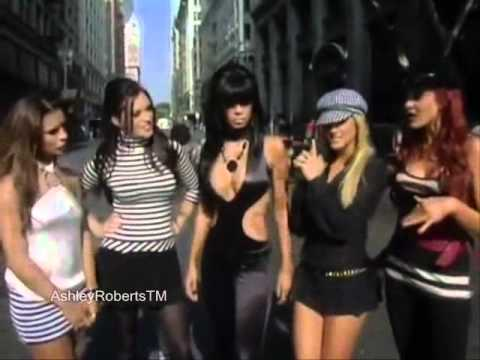 The Pussycat Dolls – Behind The Scenes Of Wait A Minute