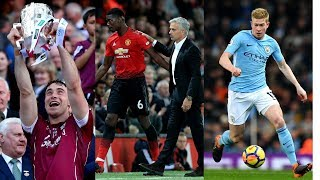 The Sports Pages | All Ireland final preview | Pogba and Mourinho bust up | De Brunye injury