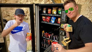 What's inside a Vending Machine? by What's Inside?
