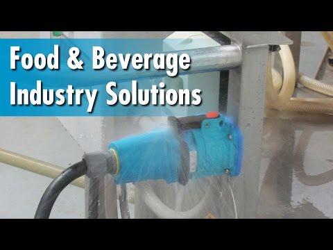 Food & Beverage Industry Solutions