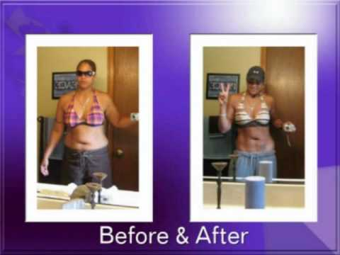 P90X Before and After for Women