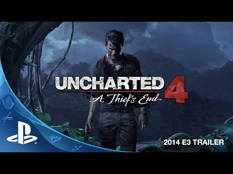 Uncharted 4 : A Thief's End Playstation 4