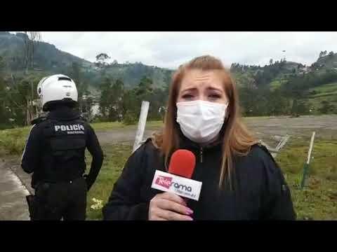 #Urgente: Amotinamiento en el #Crs de Turi en #Cuenca