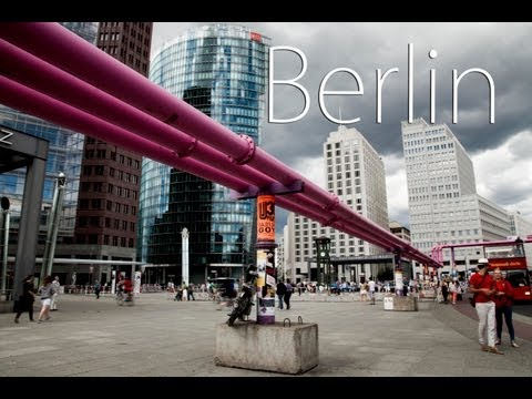 berlin - Europe Video Productions travel film: Berlin in Germany: tourism of German capital Berlin at heart of Europe. Berlin Tourismus - Deutschland: Charlottenburg ...