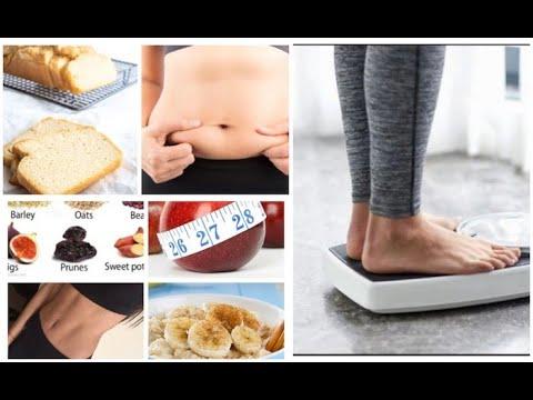 Dietas para adelgazar - fibra para adelgazar ¿funciona?  Carla Diaz TV