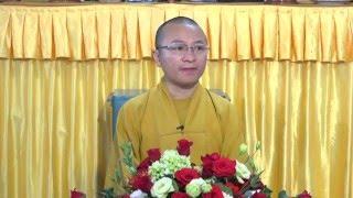 TT. Thich Nhat Tu giang toi 03-01-2016