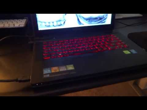 Lenovo Ideapad y410p Review/Overview