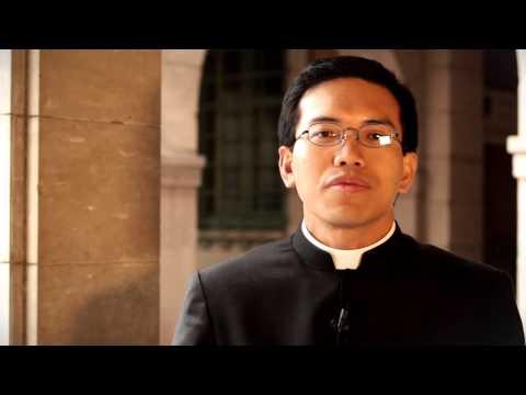 "Dennis: ""Your prayers sustain us priests"""