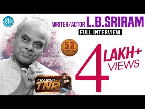 LB Sriram Exclusive Interview | Shivaratri Special