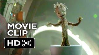 Download Lagu Guardians of the Galaxy Movie CLIP - Dancing Baby Groot (2014) - Vin Diesel Movie HD Mp3