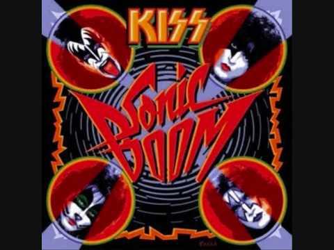 KISS - Modern Day Delilahnew album -sonic boom