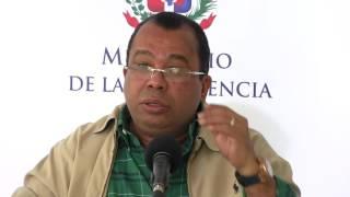 Euri Cabral comenta sobre el programa del gobierno