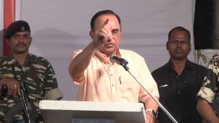 Thane India  City new picture : Dr Subramanian Swamy Excellent Speech on