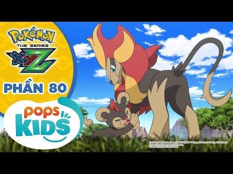 Hoạt Hình Pokémon S19 XYZ - Tổng Hợp Các Trận Chiến Pokémon Tại Giải Liên Đoàn KaLos Phần 80 - Thời lượng: 1:02:50.