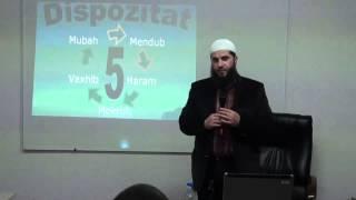 Bazamentet e Fikhut - Hoxhë Muharem Ismaili (Seminari: Njihe fenë tënde)
