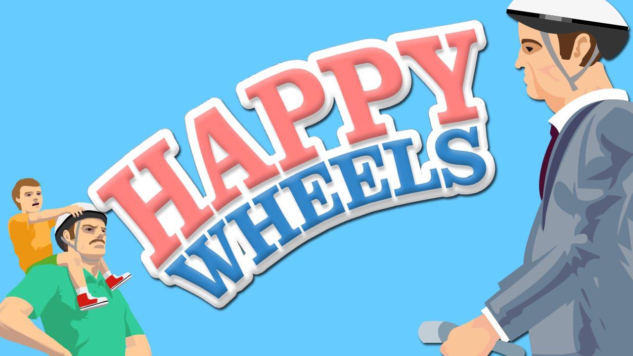 HISTORIA DE AMOR – Happy Wheels
