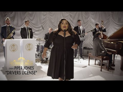 "Olivia Rodrigo  ""Drivers License"" Cover by Scott Bradlee's Postmodern Jukebox"