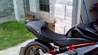 5. Mods to my 2006 Kawasaki Ninja 650r er6