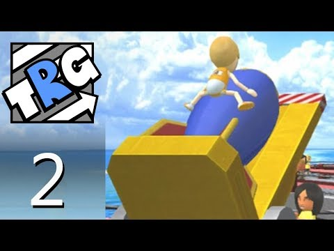 Wii Party U - Highway Rollers [Part 2]