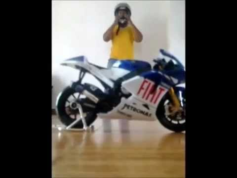 winlip2 - Me getting ready to drive my new bike. COMMENT, LIKE and FAVORITE if you enjoyed the video!! :)  Facebook: http://www.facebook.com/ViralVideoZone Some Idiot...