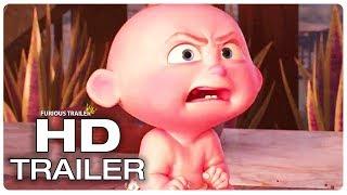 Video Incredibles 2 Jack Jack Attacks His Father Trailer NEW (2018) Superhero Movie Trailer HD MP3, 3GP, MP4, WEBM, AVI, FLV April 2018
