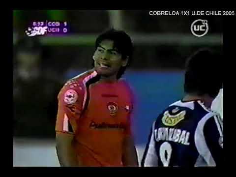 COBRELOA 1X1 U DE CHILE TORNEO NACIONAL 2005