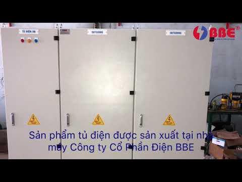 [BBE.vn] Sản phẩm tủ bảng điện sản xuất bởi Công ty CP Điện BBE