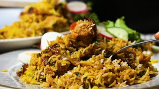Chicken Tikka Biryani by Tasty