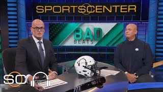 The worst Bad Beats of College Football Week 4 | SC with SVP | ESPN