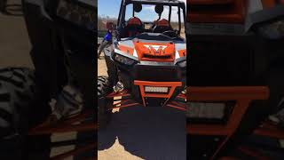 8. 2018 Polaris rzr xp 4 turbo. walk-around
