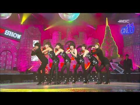 Brown Eyed Girls – My Style, 브라운 아이드 걸스 – 마이 스타일, Music Core 20081115
