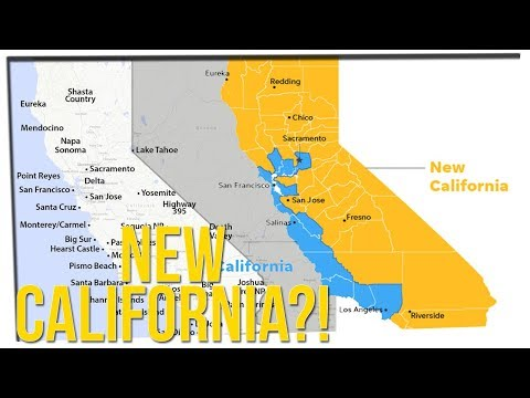 """New California"" Attempting to Gain Independence ft. DavidSoComedy"