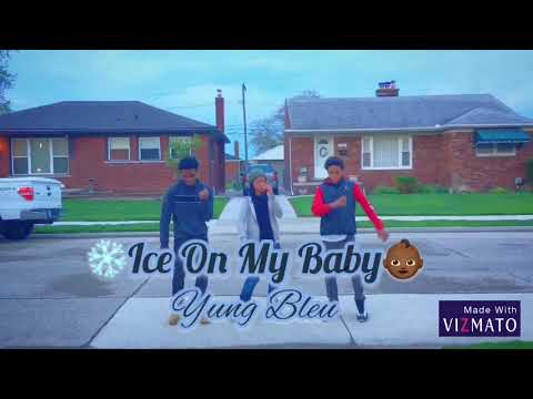 "Yung Bleu - ""Ice On My Baby"" (Official Dance Video)"