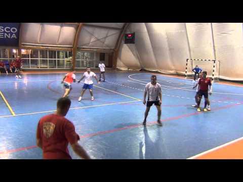 EKFS vs Amigosi - 3. kolo - 2:4 (27.10.2013) (видео)