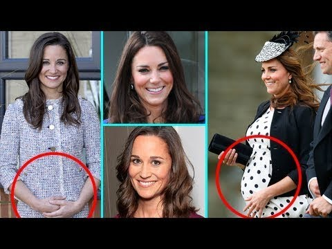 Is Pippa Middleton pregnant too? Kate's sister 'closing business' amid Royal Baby news