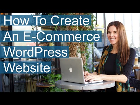 Create An E-Commerce WordPress Website In 3 Hours! (Woothemes Wootique) 2013