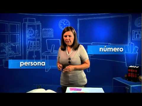 El verbo: concepto, función y accidentes gramaticales.